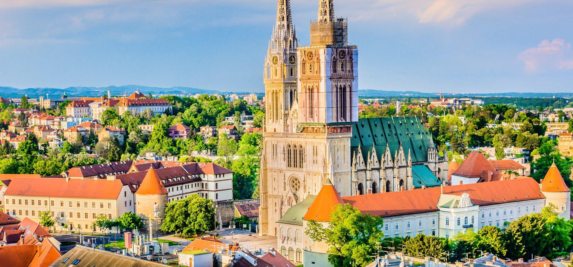 Comenius Zomercursus op locatie – Humoristisch Zagreb