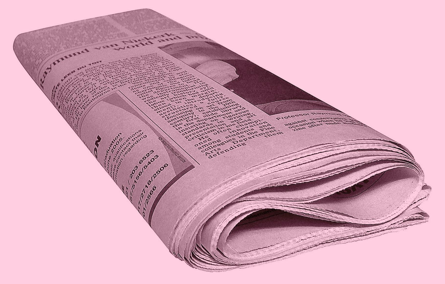 Artikel (Het Nieuwsblad, 11 mei 2019)